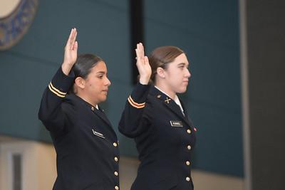 121517 ROTC Commissioning Ceremony