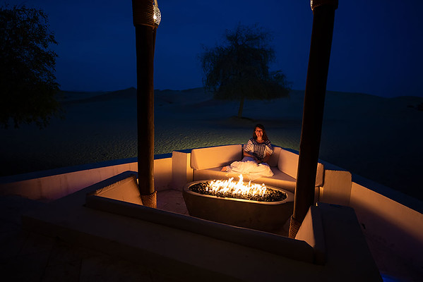 One Night At Telal Desert Resort