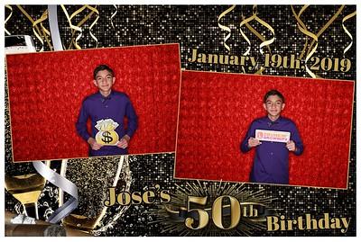 Jose's 50th Birthday