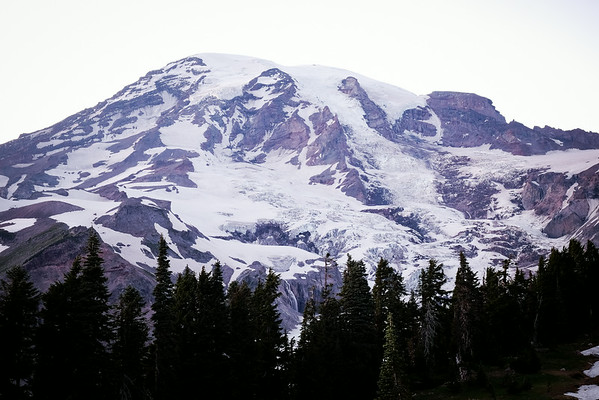 Mt. Rainier 2014