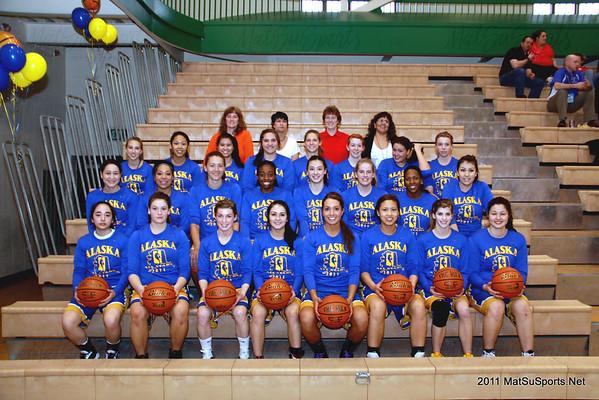 Senior All-Star Team photos 4-9-2011