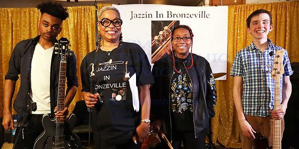 Jazzin In Bronzeville