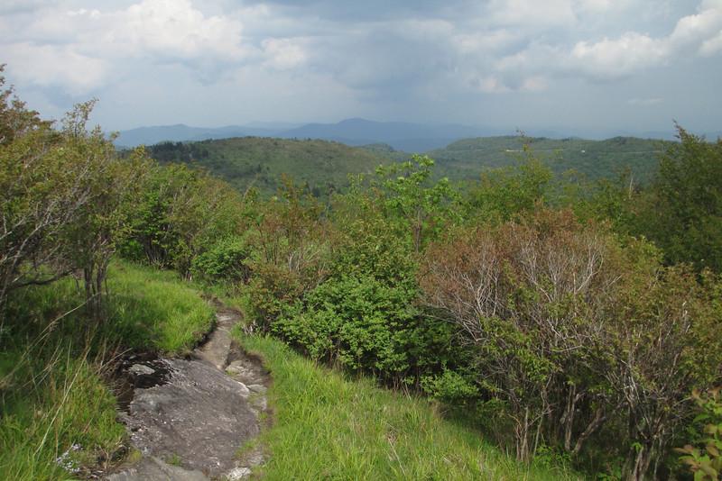 Mountains-to-Sea Trail (5,750')