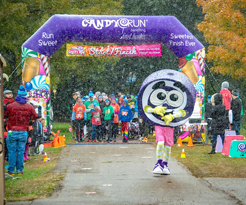 Great Candy Fun Run - Race