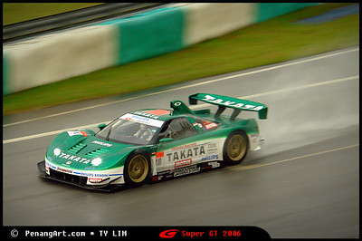Super Gt 2006 - Race Cars