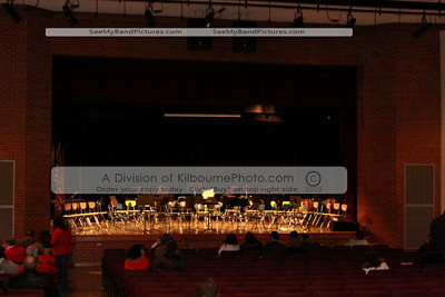 """Band & Chorus"" On Stage"
