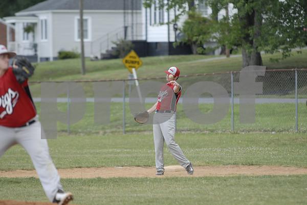 Erwin IronPigs vs Braves - June 2014