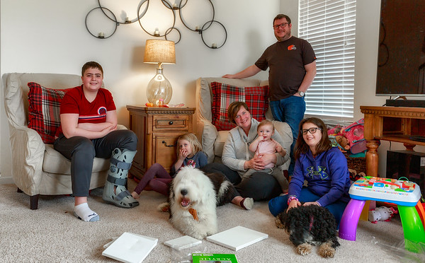 Bryan's Family