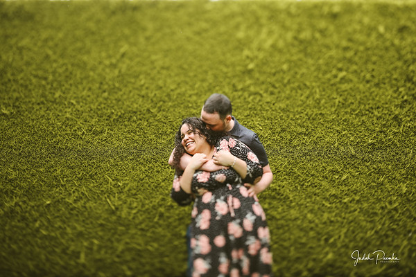 Pamela & Josiah - Engagement Shoot | Victoria BC