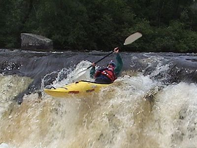 AP: Quietwater Whitewater Wisconsin