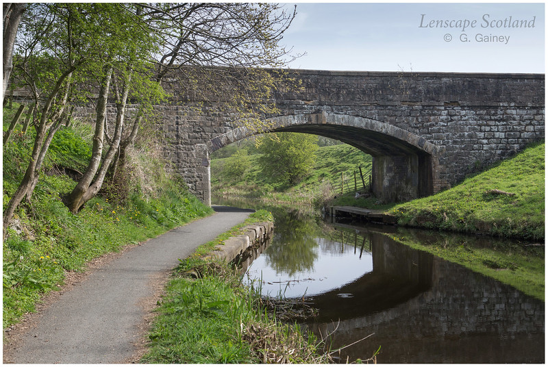 Bridge over Union Canal near Linlithgow