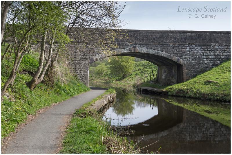 Bridge over Union Canal near Linlithgow