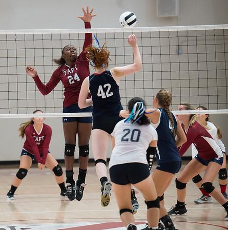 9/16/17: Varsity Volleyball v Andover