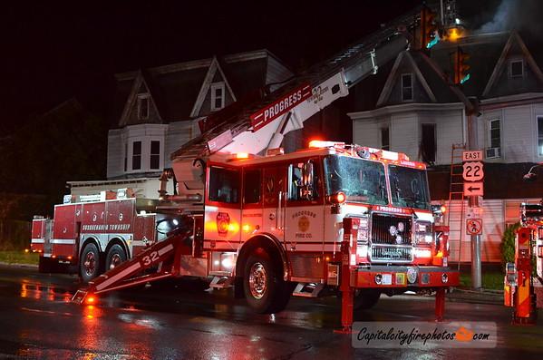 7/8/19 - Susquehanna Township, PA - Walnut St