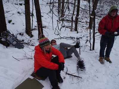 3 rd annual New Years Snowshoe
