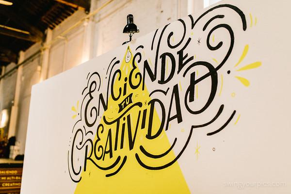 EXTRAORDINARIA CREATIVIDAD