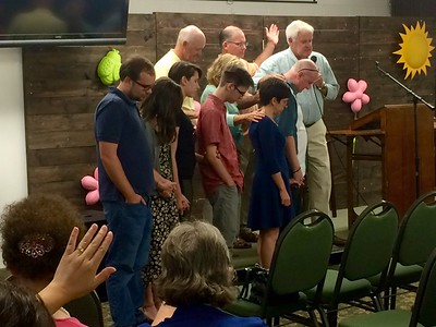 Handley family commissioning, Aug 2016