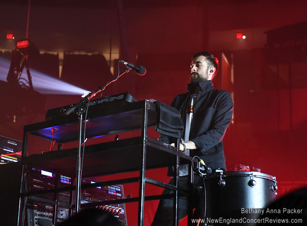 Bastille at The Agganis Arena - MA