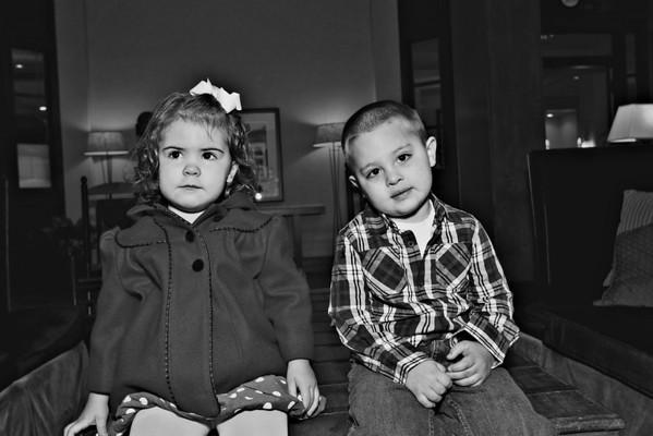 Culbertson Family: 2012