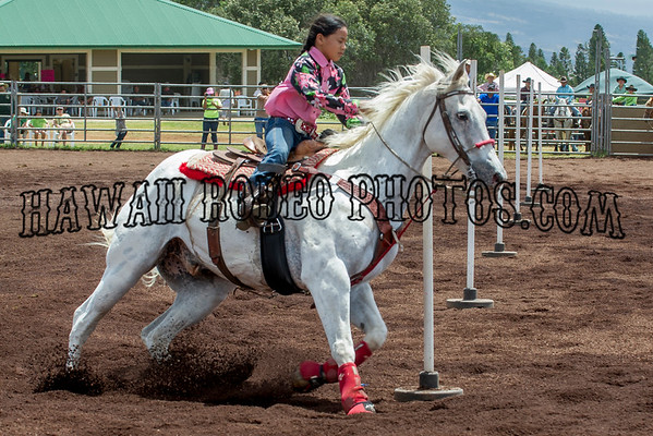 PUUANAHULU ALL GIRLS RODEO 2011