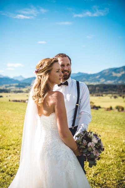 Hochzeit | Toni & Domi