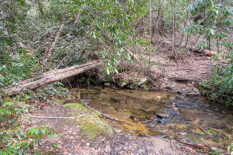 Pilot Cove-Slate Rock Trail -- 3,050'