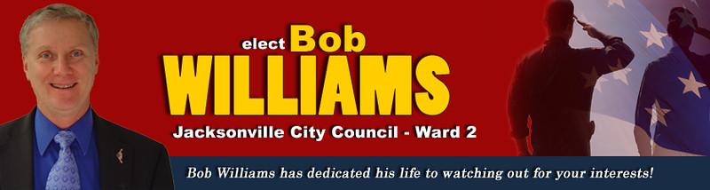 Elect Bob Williams
