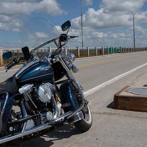 Motorcyling to the Lake