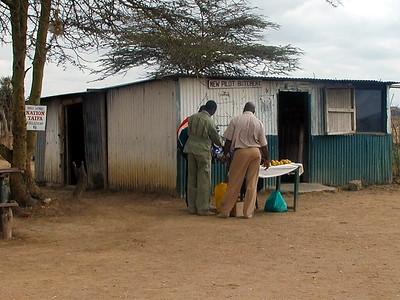 Keekorok to Nairobi 1999-08-05