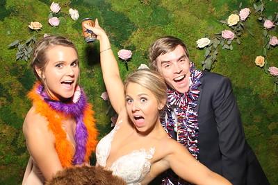 Natalie and John's wedding