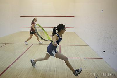 Girls Squash vs. Tabor 1/16/2013