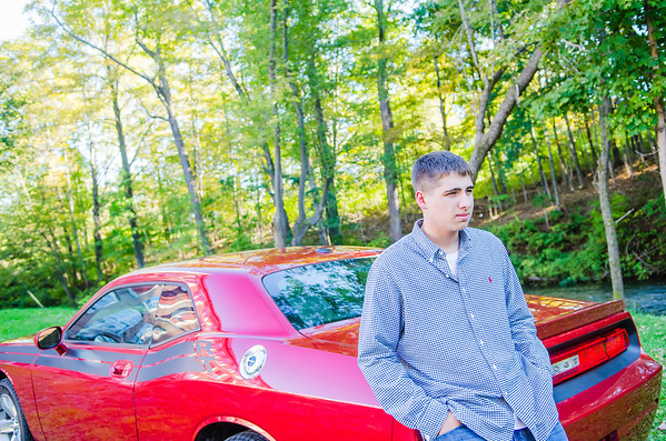 Eddie Atkins - Senior Session