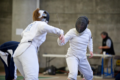 NEIFC 2011 epee sequence