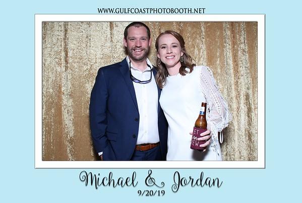 Jordan & Michael Reception