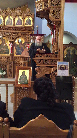 05.22.16 Sunday of the Paralytic by Father Nektarios