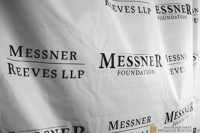 Messner Reeves LLP Block Party | Sculpture Park - Denver, CO | 06.08.2019