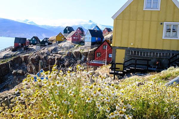 Greenland, August 2017