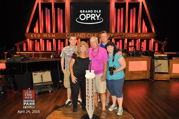 Nashville TN - Apr Vacation 2016