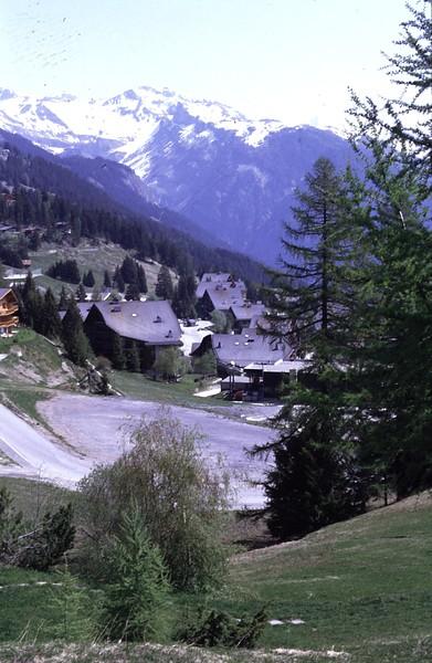 Field Anzère 1992