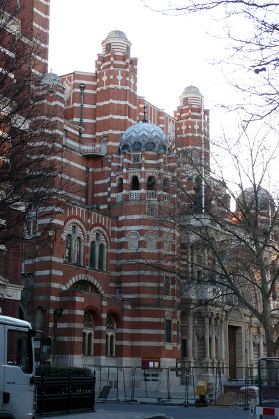 Westminster Cathedral. London