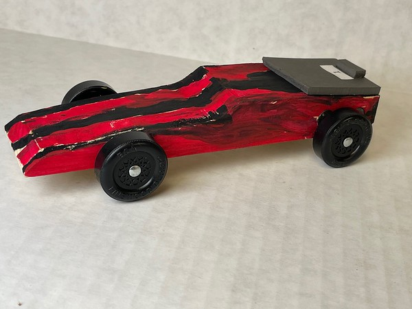 2021 Pinewood Derby