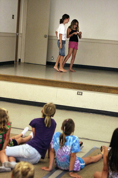 Theater camp at Christ's Lutheran Church