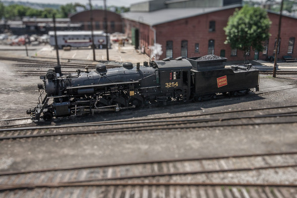 Steamtown National Historic Site, Scranton PA