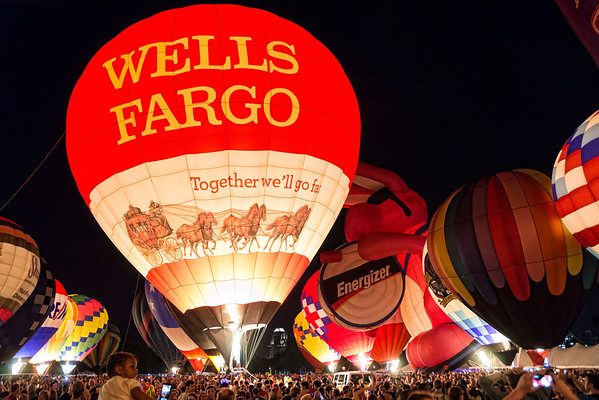 Balloon Glow September 19, 2014