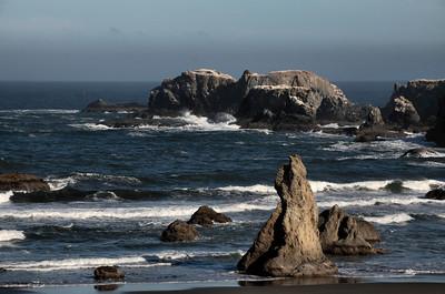 Bandon - Face Rock Beach