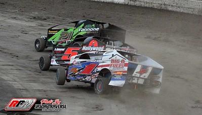 Orange County Fair Speedway - 8/21/21 - Jason Traverse