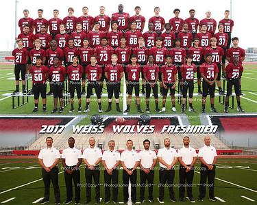 2017 Weiss Football