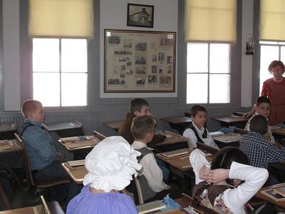Gant School House - March 30, 2010