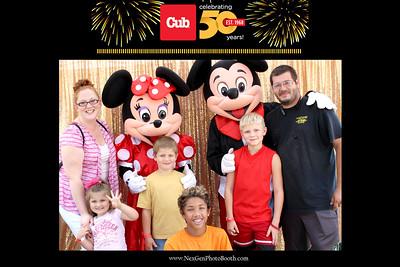 Cub Food's 50th Anniversary Celebration 8/9/18