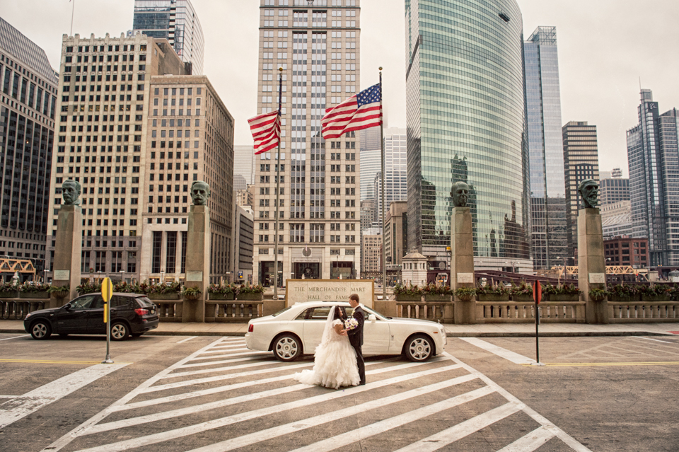Merchandise Mart Wedding